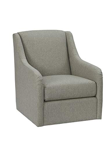 Bassett Baby & Kids Peyton Swivel Glider in Performance Fabric, - Rocker Chair Potty