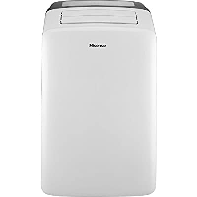 Hisense CAP-12CR1SEJS Portable Air Conditioner with Remote, 12,000 BTU