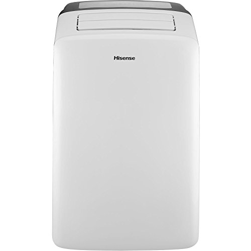 Hisense CAP-10CR1SEJS Portable Air Conditioner with Remote, 10,000 BTU
