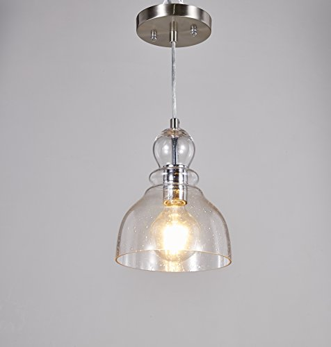Cottage style lighting Rustic Cabin Central Park Industrial Vintage Glass Pendant Lamp Edison Lighting Cottage Style Light Fixture Diameter Inches Height 10 Inches Cphvyr12l1s Gelane Central Park Industrial Vintage Glass Pendant Lamp Edison Lighting