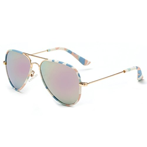 A-Royal Fashion Cool Classic Children's UV Protect Aviator Style - Glasses Me What Style Suit Of