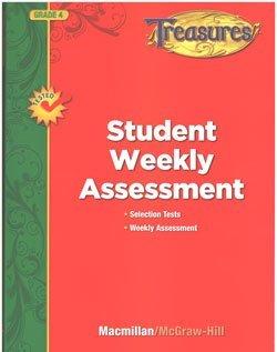 Treasures Grade 4: Student Weekly Assessment