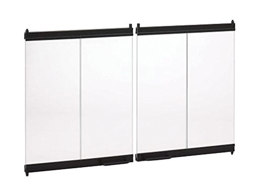 (IHP FMI Craftsman Fireplace Doors (36
