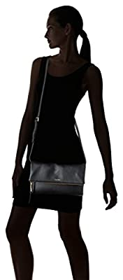 Calvin Klein Samira Pebble Flap Crossbody