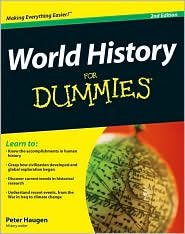 World History For Dummies 2nd (second) edition Text Only