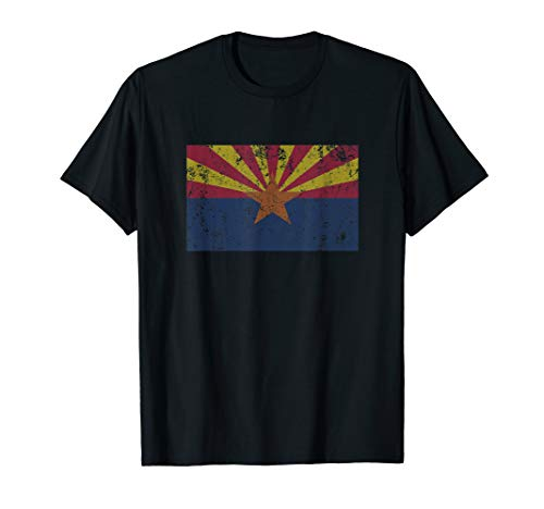 Arizona Flag The Grand Canyon State Phoenix T-Shirt