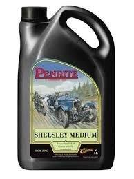 Penrite Shelsley - Aceite para motor (tamaño mediano, 25 W-70, 5