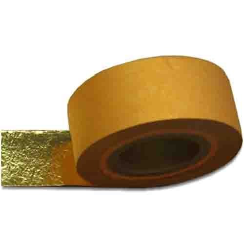 23k Genuine Gold Roll (1'') LOOSE TYPE by L.A. Gold Leaf (Image #1)