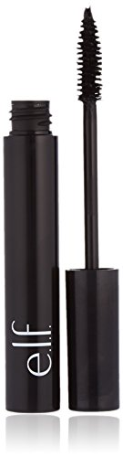 e.l.f. Volume Plumping Mascara, Black, 0.24 Ounce