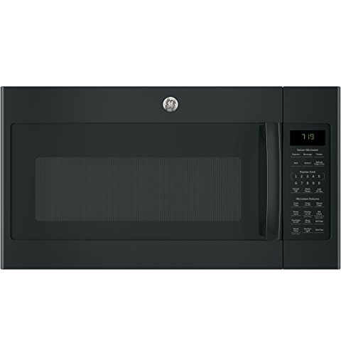 GE-JVM7195DKBB-30-Over-the-Range-Microwave-Oven-in-Black