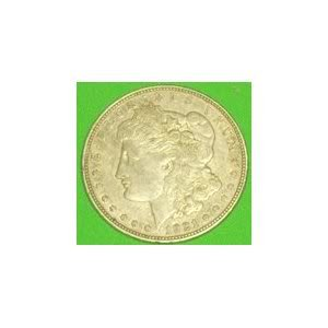 Toy / Game Excellent 1921 Morgan Silver Dollar Philadelphia Mint. Last Issue Of This Design - Made In USA