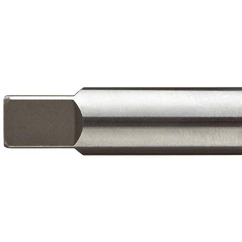 130 Degree YG-1 DN514 High Speed Steel Screw Machine Drill Bit Straight Shank TiN Finish 1//4 Diameter x 2-1//2 Length Pack of 5 Parabolic Spiral