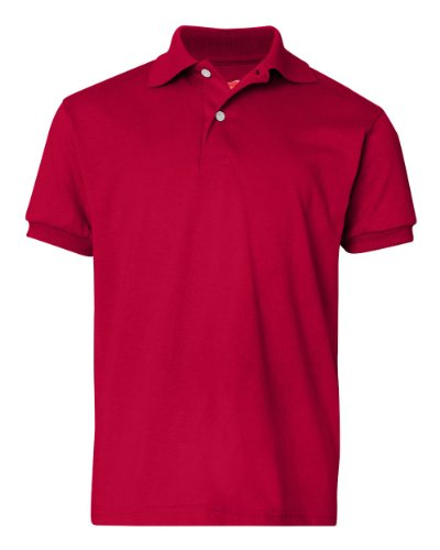 50 Youth Jersey Polo - 5