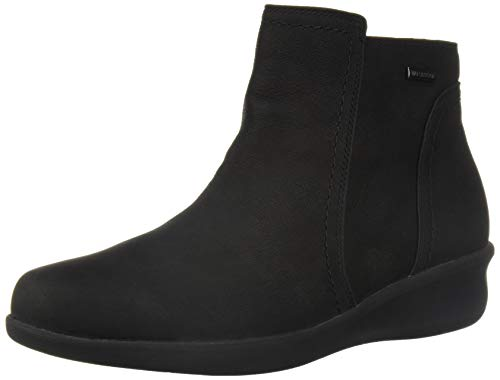 Women's Aravon Boot Black Ankle Fairlee ApXwpd