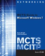 Labconnection On Cengagebrain Printed Access Card For Wright Plesniarskis Mcts Guide To Microsoft Windows 7  Exam   70 680