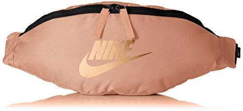 - Nike Heritage Hip Pack, Rose Gold/Rose Gold/Metallic Red, Misc