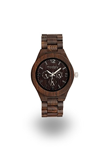 custom-engraved-wood-watch-mens-wooden-watch-blackwood-with-silver-accents-harvard-collection-modply