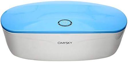 iTimo UV-Desinfektionsbox, Aufbewahrungsbox für Vibratoren Dildo Masturbator Sterilisation und Desinfektion, USB-Aufladung