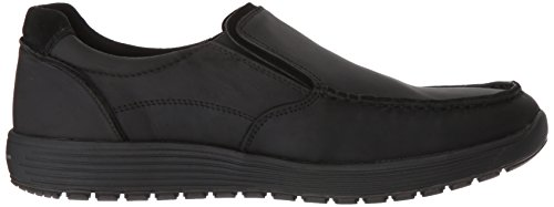Skechers USA Men's Venick Perlo Slip-on Loafer Black oGpxaLNa90