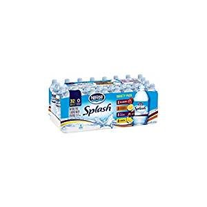 Nestle Pure Life Splash Variety Pack (16.9 fl. oz., 32 ct.)vevo
