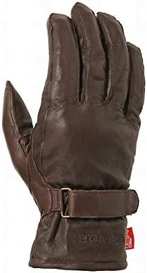 Honda(ホンダ) OutDry Cow LeatherGloves T(ブラウン) Lサイズ 0SYTG-Y6S-TL