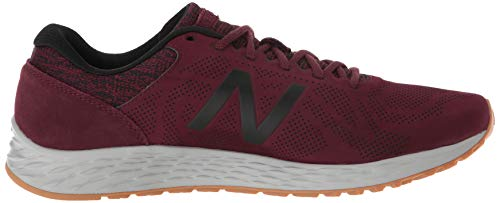 rain New Nubuck Scarpe Fresh Balance Burgundy Foam Uomo black Cloud Running Arishi 7Bxqf7wnC
