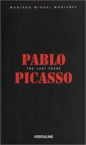 pablo picasso the last years memoire