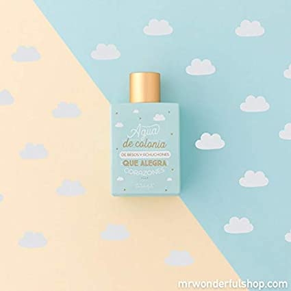 Mr Wonderful - Agua de colonia - alegra corazones