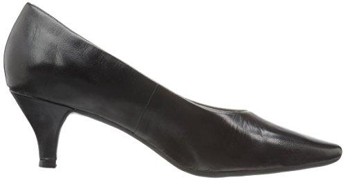 Cuir Noir De Pompe Robe De Vedettariat Femmes Aerosoles