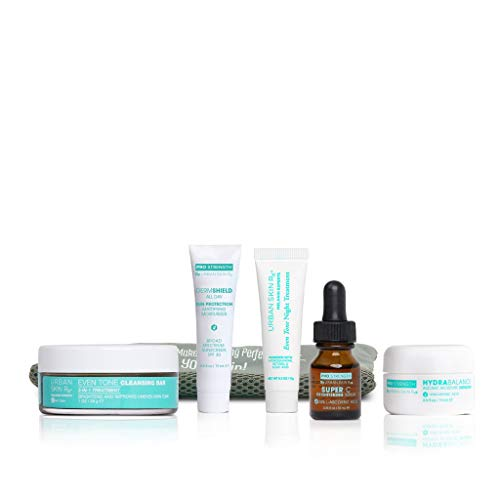 Urban Skin Rx Dark Spot and Even Tone Essentials Travel Kit