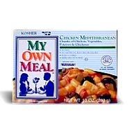 My Own Meals: Chicken Mediteranean (12 Pack) by My Own Meals