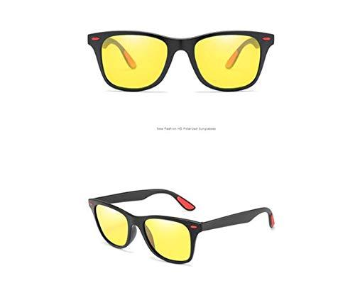 Hombres Gafas HD Mujer Gafas Sol A Gafas de Gafas con Sol Gafas polarizadas Hombre Nocturna camaleón A de Gafas de fotocromáticas Seguridad de Conducción KOMNY Conductor H0wSTaqPc