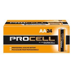 Otimo 24Pk AA Procell Alkaline Batery - Battery Powered Digital Guitar Amp