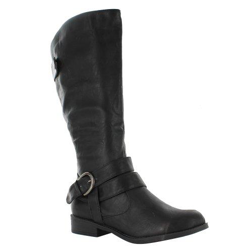 Footwear Sensation - botas de nieve mujer negro