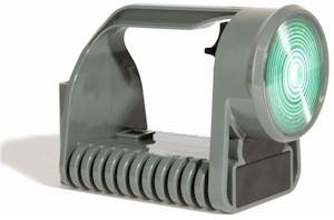 Led Handlamp Torch 4 Aspect Red Yellow And Green