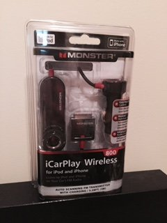 New High Quality MONSTER AI 800 FM CH ICARPLAY WIRELESS 800