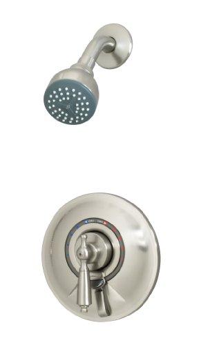 Symmons S-7601-Stnrp Allura Shower System, Satin Nickel -