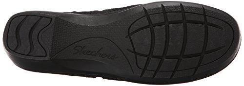 Skechers Flexibles la bota del tobillo Black
