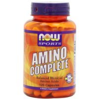 - NOW Sports Amino Complete, 120 Capsules SOLD BY Prefectmart THANK YOU