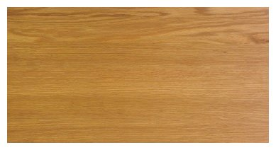 24'' Deep x 30'' Wide Red Oak Wood Countertop by Omega