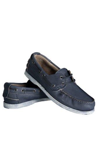 Armani Homem Sapatos Aj V657473 7/41 Marinha