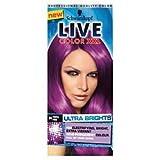 3 x Schwarzkopf Live Colo XXL Ultra Brights Purple Punk no 94 by Schwarzkopf
