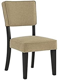 Signature Design By Ashley D532 01 Gavelston Collection Dining Room Chair,  Beige (Set