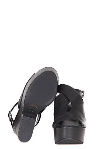 Strategia Ladies Stpe4983 Sandali In Pelle Nera