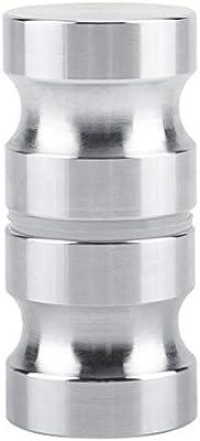 FTVOGUE - Pomo de acero inoxidable para mampara de ducha: Amazon.es: Hogar
