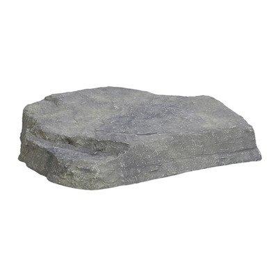 - Skimmer Slate Small Cover Rock Statue