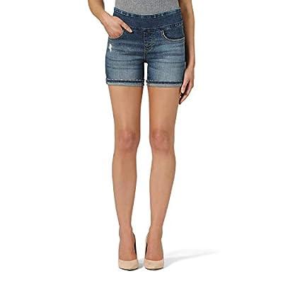 "Rock & Republic Women's Denim Rx Fever Stretch 4.5"" Short at Women's Clothing store"