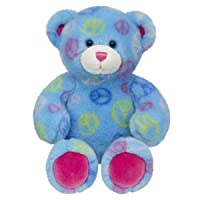 Build-A-Bear Workshop 16 in. Peace & Friendship Bear Plush Stuffed Animal from Build-A-Bear Workshop