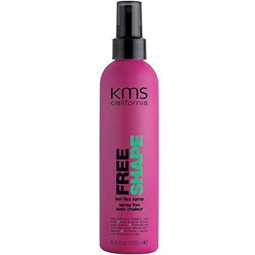 KMS Free Shape Hot Flex Spray, 6.8 Ounces