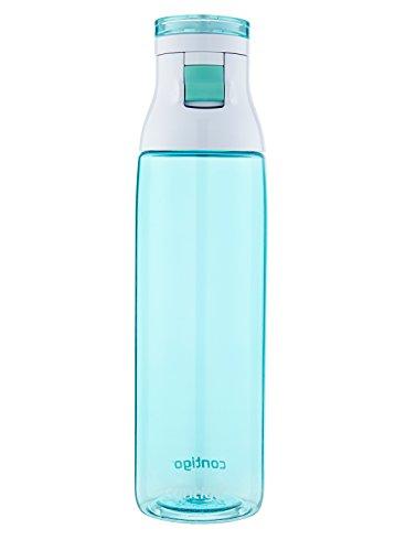Contigo Jackson Water Bottle, 30-Ounce, graued Jade by Contigo
